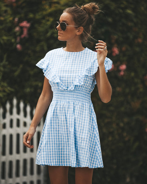 Picnic In The Park Cotton Dress
