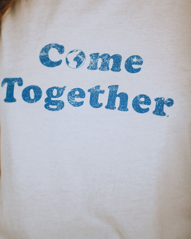 World Come Together Cotton Tee - FINAL SALE view 4