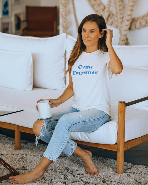 World Come Together Cotton Tee