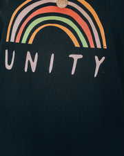 Unity Cotton Rainbow Tee