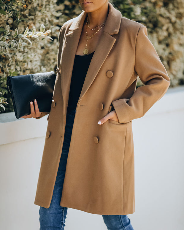Flatiron Pocketed Coat