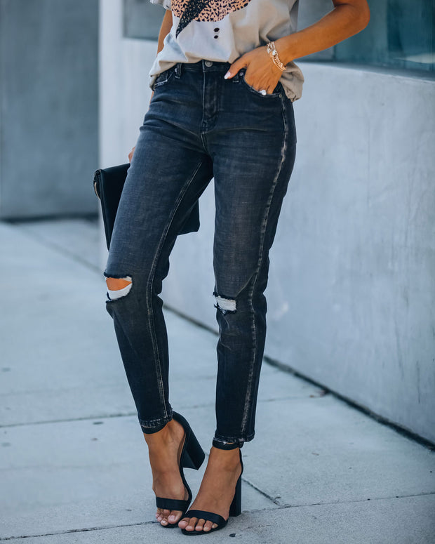 Doja High Rise Relaxed Denim