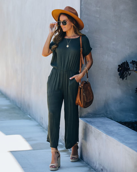 Portland Pocketed Jumpsuit