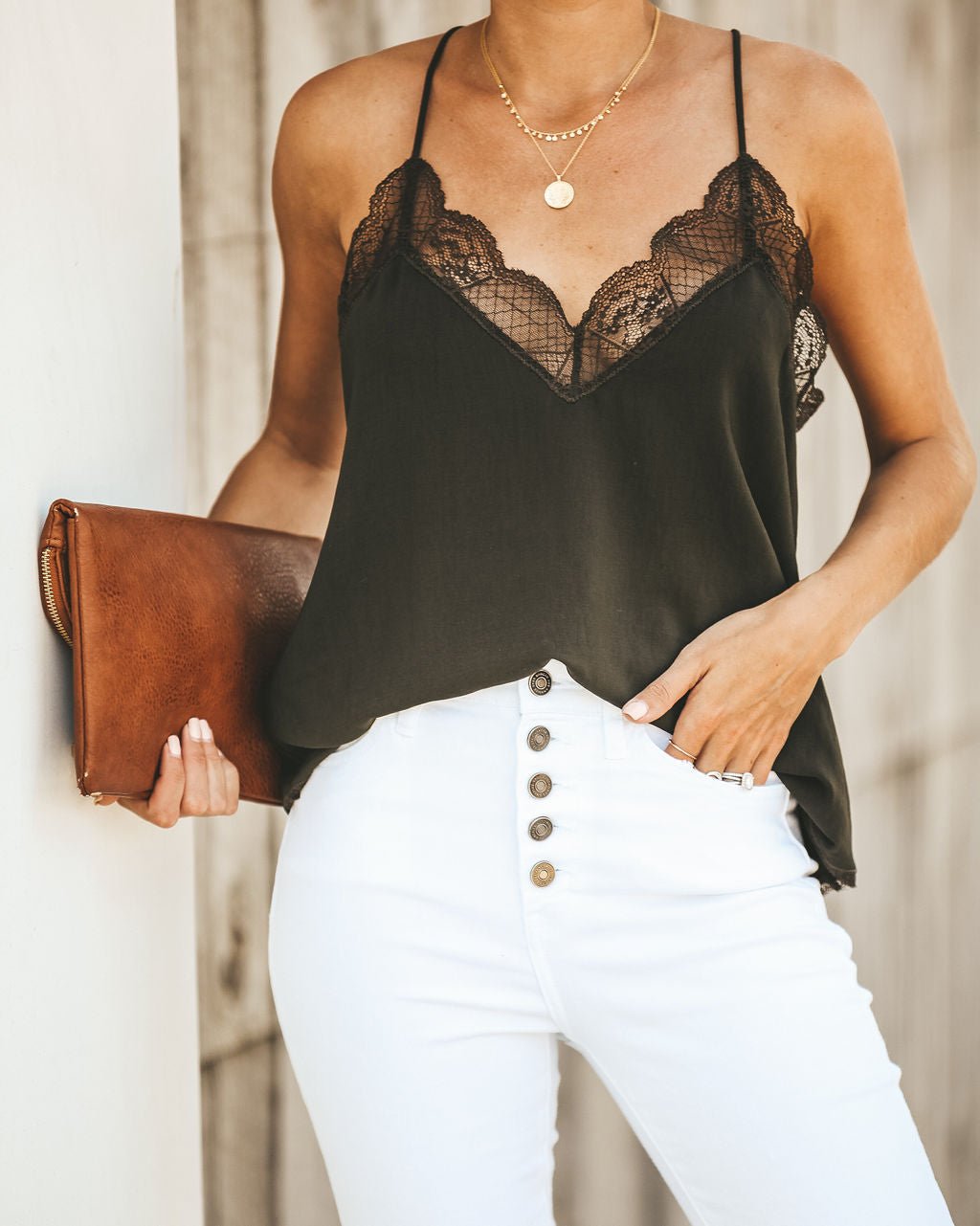698024b5e02f5 Detail Product. ← Home - NEW ARRIVALS - Delicate Balance Lace Cami Tank ...