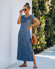 Wilder Embroidered Knit Midi Dress - FINAL SALE