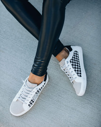 Prepster Houndstooth Sneaker