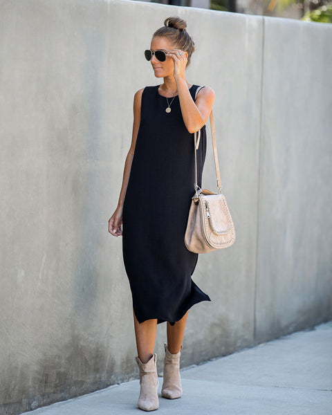 Only Live Once Midi Dress