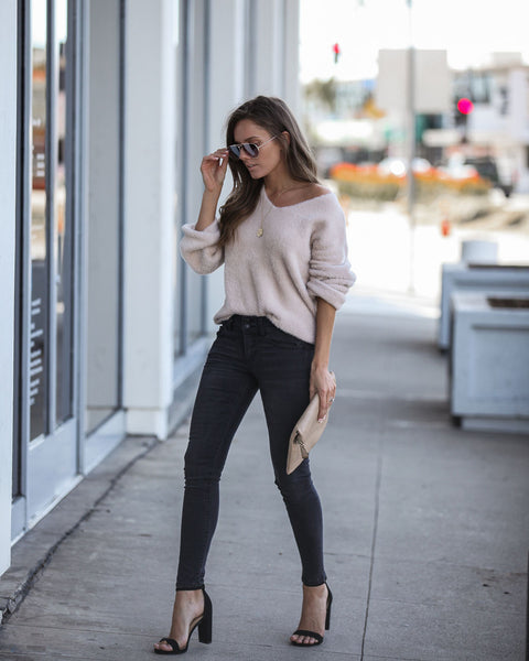 Tight Schedule Mid Rise Skinny - FINAL SALE