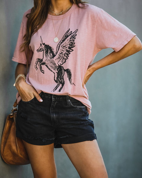 Pegasus Cotton Tee