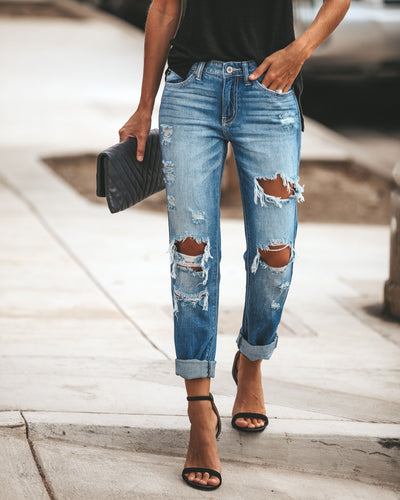 Crawford Boyfriend Denim