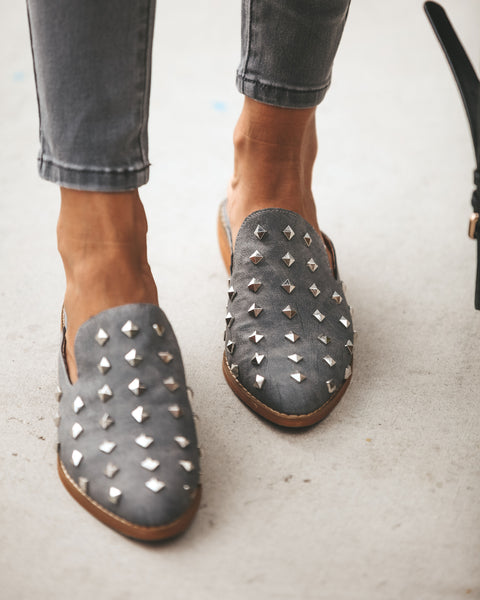 PREORDER - Stuart Studded Loafer