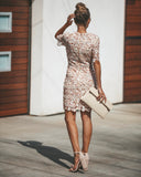 Love Like Crazy Lace Dress