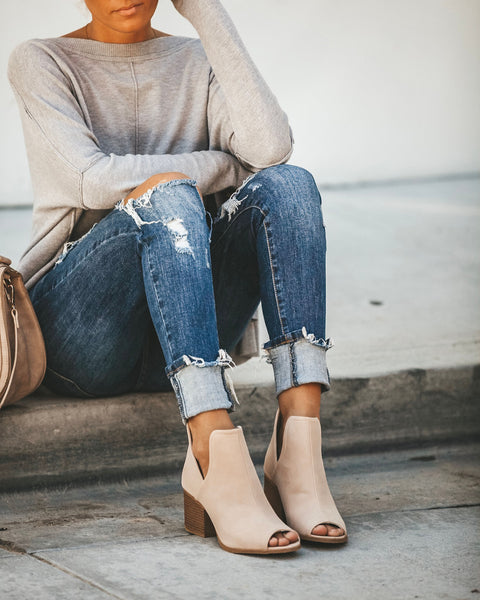 Loveland Bootie - Taupe