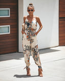 Tiger Lily Pocketed Jumpsuit