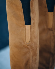 Kenny Faux Suede Boot view 4
