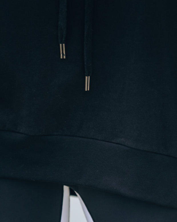 North Cotton Lightweight Knit Hoodie - FINAL SALE view 4