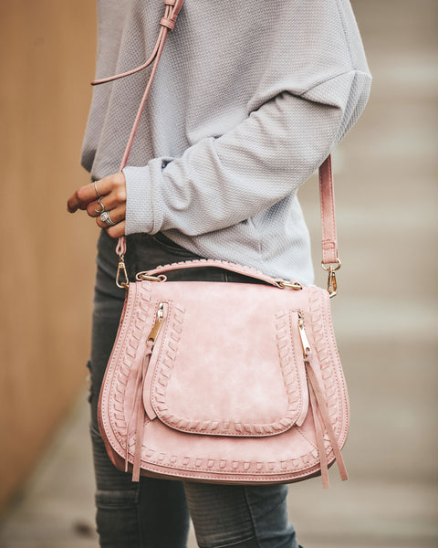 Highland Bag - French Rose