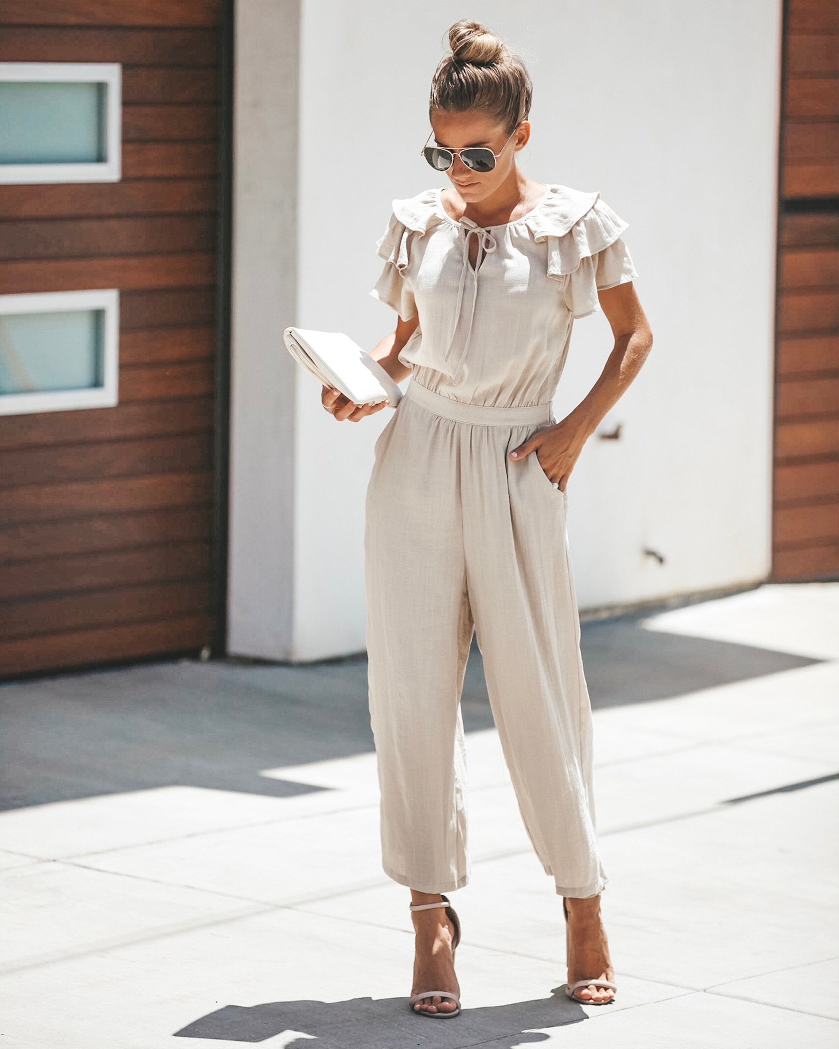 d0e98381b90 Sadie Pocketed Jumpsuit – VICI