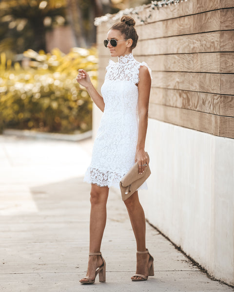 To Have + To Hold Lace Dress