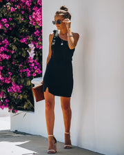 Personal Style One Shoulder Dress