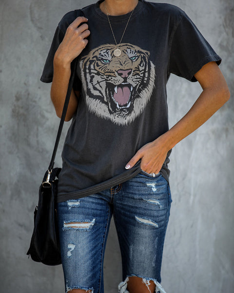 PREORDER - Roaring Tiger Cotton Tee