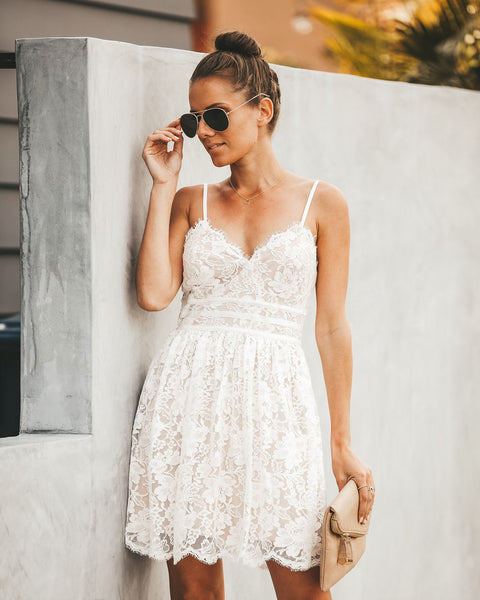 Love Me Forever Lace Dress