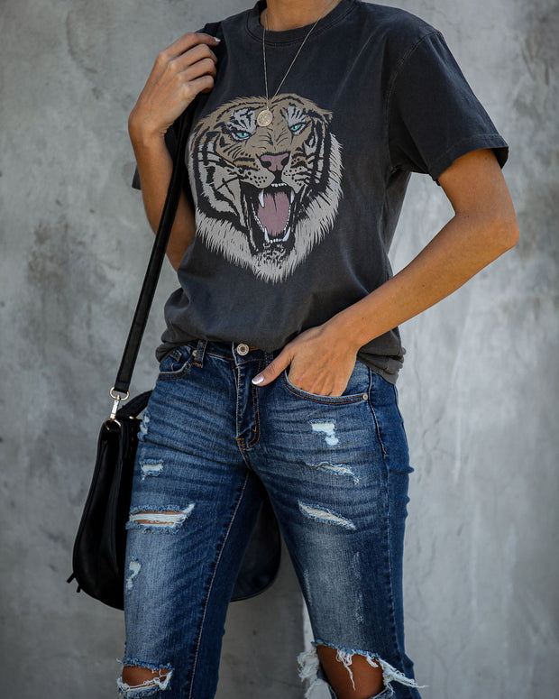 Roaring Tiger Cotton Tee