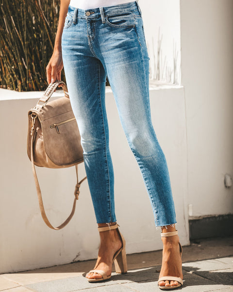 Lincoln Mid Rise Skinny - FINAL SALE