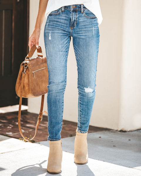 Wyatt High Rise Denim