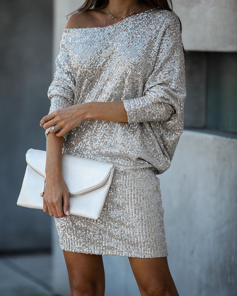 Prosperous Sequin Dress