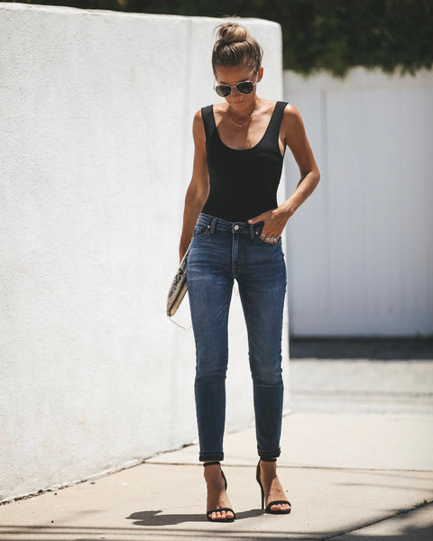 Madison High Waisted Skinny - FINAL SALE