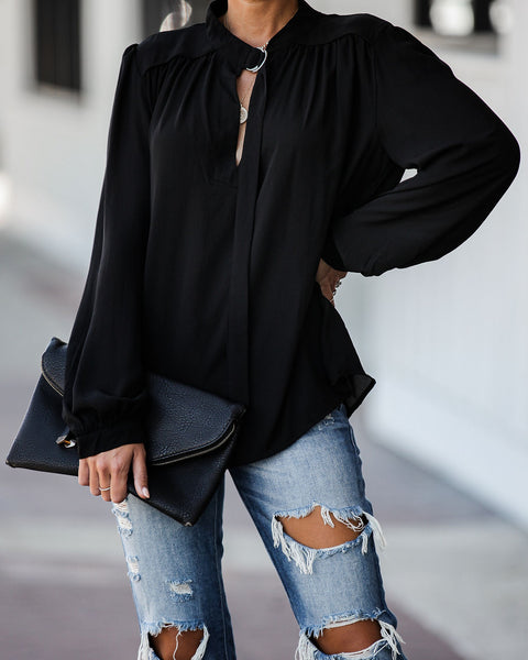Long Shot Blouse - FINAL SALE