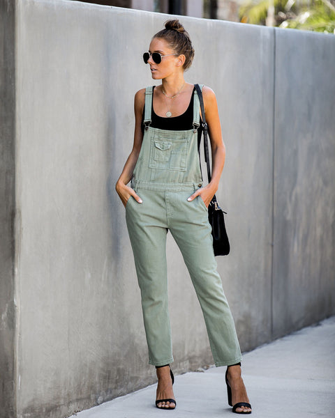 Durango Cotton Pocketed Overalls