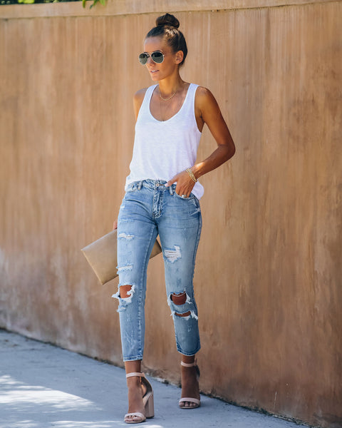Prescott Boyfriend Denim