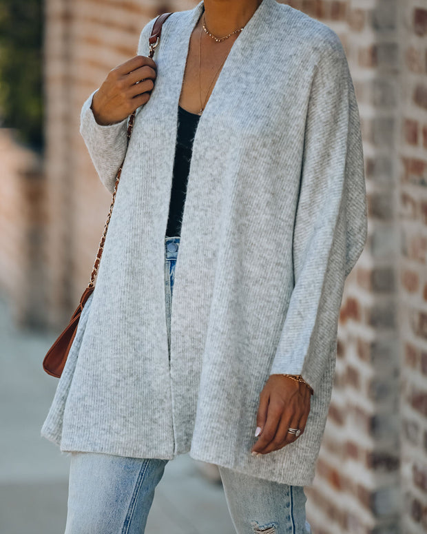 Javan Soft Knit Cardigan - FINAL SALE view 8