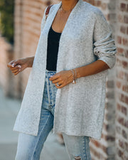 Javan Soft Knit Cardigan - FINAL SALE view 3
