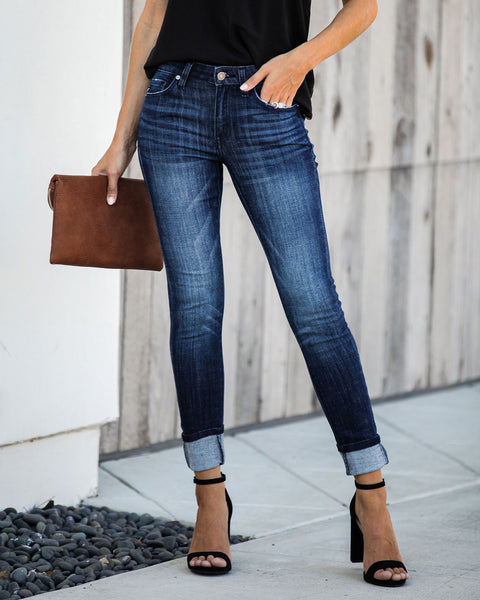 Model Mid Rise Skinny - FINAL SALE