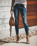 Split Ankle Denim