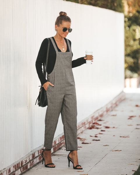 Abbey Road Pocketed Jumpsuit - FINAL SALE