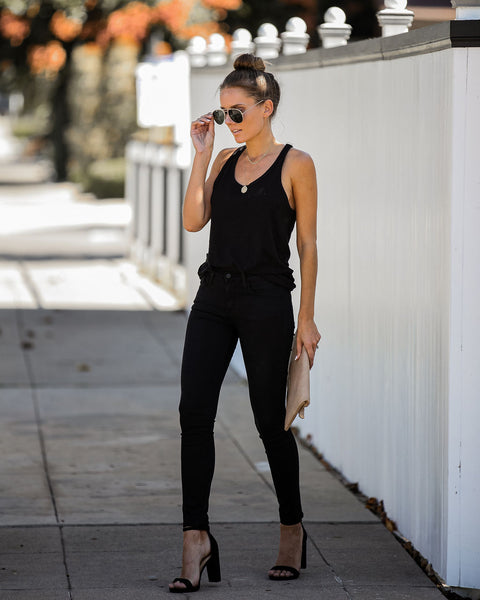 Magnitude Mid Rise Skinny - FINAL SALE