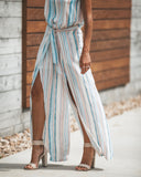Arm Candy Wrap Jumpsuit