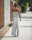 Arm Candy Wrap Jumpsuit - FINAL SALE