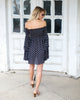 Imagine Babydoll Dress - Navy