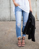 Charlie Boyfriend Denim