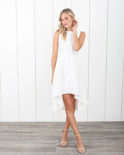 Tie The Knot High Low Dress