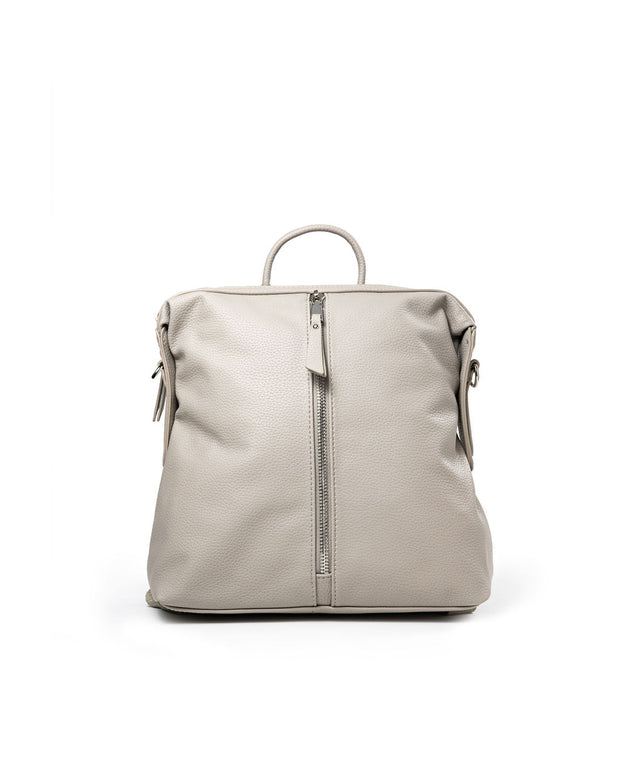 Kenzie Backpack - Grey view 1