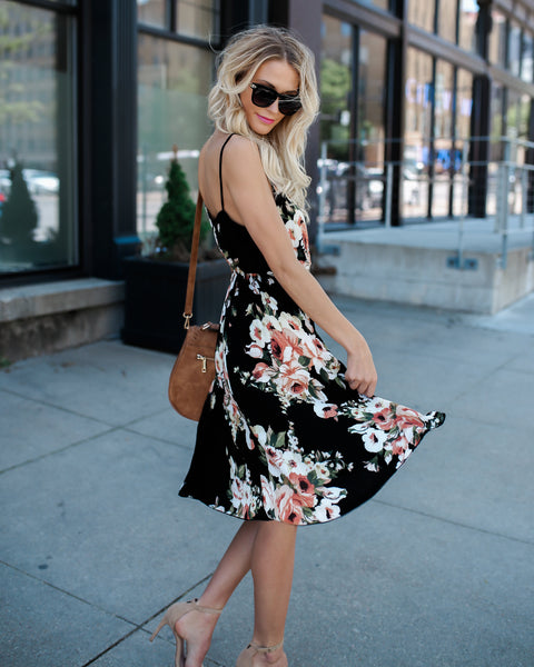 PREORDER - Sweetest Thing Floral Dress