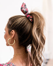 Layton Floral Scrunchie view 6