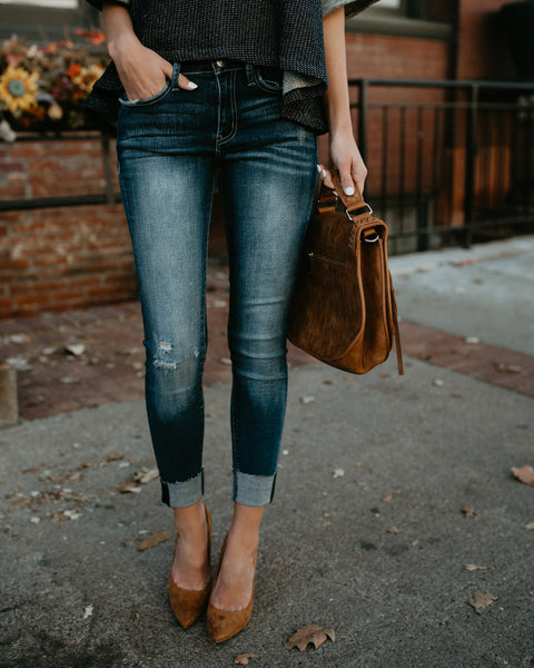 VICI Cuffed + Cool Skinnies