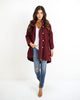 Cory Jacket - Oxblood Red - TART COLLECTIONS
